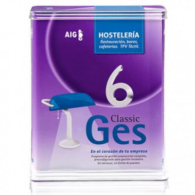 ClassicGes 6 - Hostelería