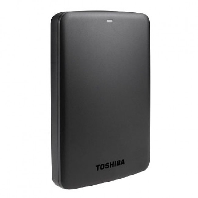 "Toshiba Canvio Basics 2.5"" 1TB USB 3.0 External Hard Drive"
