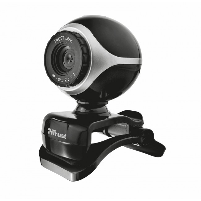 Trust Exis - Webcam with microphone