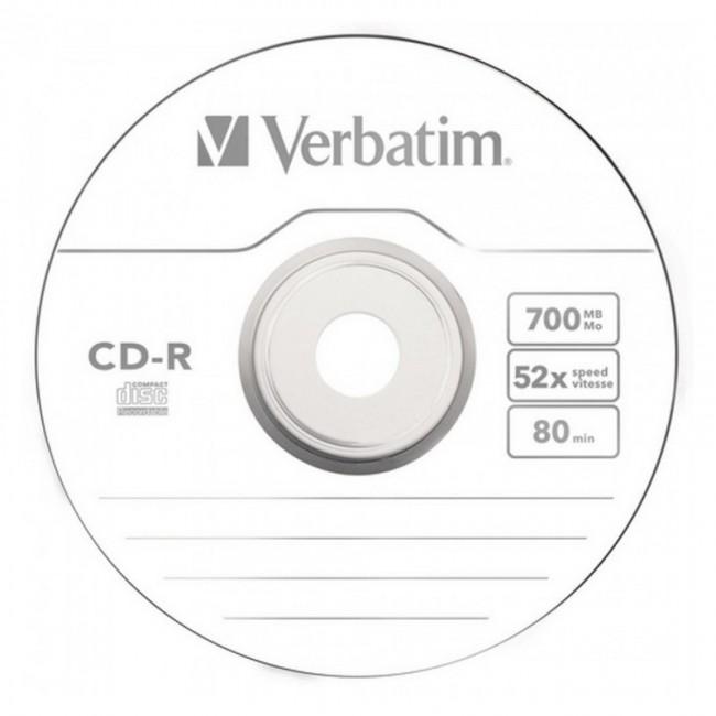 Verbatim CD-R/RW 1 Unidad
